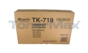 COPYSTAR KM-3050 5050 TONER KIT BLACK (TK719)