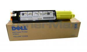 DELL 3100CN TONER YELLOW 4K (310-5729)