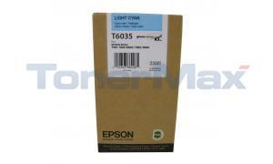 EPSON STYLUS PRO 7880 9880 INK CTG LIGHT CYAN 220ML (T603500)
