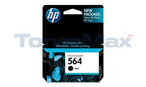 HP PHOTOSMART C6380 NO 564 INK CART BLACK (CB316WN)