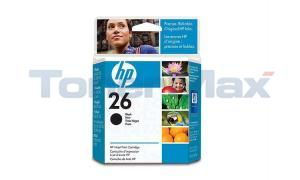 HP DESKJET 500 INK BLACK (51626A#140)