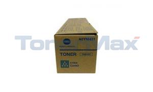 KONICA MINOLTA BIZHUB PRO C500 TONER CYAN (TN-510C)