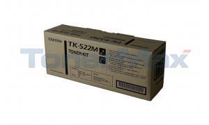 KYOCERA MITA FS-C5015N TONER MAGENTA (TK-522M)