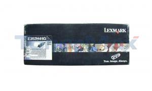 LEXMARK E350D TONER CARTRIDGE BLACK RP TAA 9K (E352H41G)