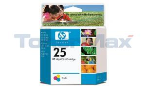 HP DESKJET 400 500 SERIES INKJET TRICOLOR 250 PAGES (51625A)