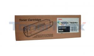 OKI ES1220N/ES1624N TONER CARTRIDGE BLACK (52115101)