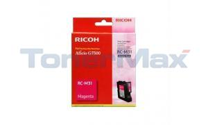 RICOH G7500 INKJET CARTRIDGE MAGENTA (405504)