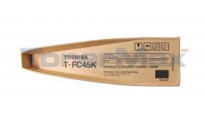 TOSHIBA E-STUDIO 4500C TONER BLACK (T-FC45K)
