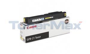 CANON GPR-21 TONER YELLOW (0259B001)