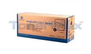 KONICA MINOLTA MAGICOLOR 2200 TONER BLACK (4145403)