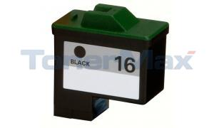 Compatible for LEXMARK NO 16 PRINT CARTRIDGE BLACK (10N0119)