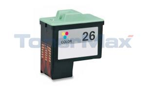 Compatible for LEXMARK NO 26 PRINT CARTRIDGE COLOR (10N1126)