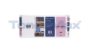 HP DESIGNJET 5000 NO 83 UV PRINTHEAD & CLEANER LT MAGENTA (C4965A)