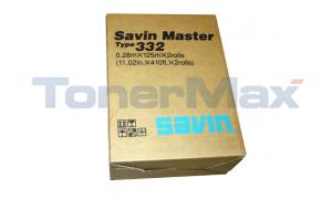 SAVIN 3200 MASTER TYPE 332 (4552)