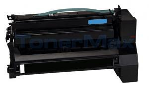 Compatible for LEXMARK C752 LASER PRINT CART CYAN 15K (15G032C)