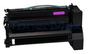Compatible for LEXMARK C752 RP TONER CART MAGENTA HY TAA (15G642M)