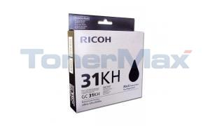 RICOH GX E5550N PRINT CARTRIDGE BLACK 4.23K (405701)