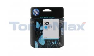 HP NO 82 INK CART CYAN 69ML (C4911A)