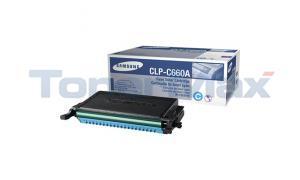 SAMSUNG CLP610ND TONER CART CYAN 2K (CLP-C660A)