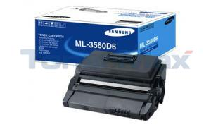 SAMSUNG © ML-3560 TONER CARTRIDGE 6K (ML-3560D6)
