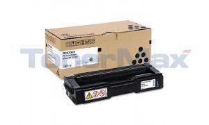 RICOH AFICIO SP C310A AIO PRINT CART BLACK 2.5K (406344)