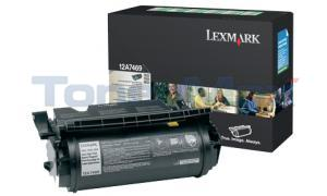 LEXMARK T632 TONER CARTRIDGE FOR LABEL APPS RP 32K (12A7469)