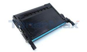 Compatible for SAMSUNG CLP-600 TONER CARTRIDGE CYAN (CLP-C600A)