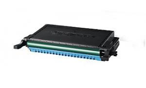 Compatible for SAMSUNG CLX-6200FX TONER CARTRIDGE CYAN 5K (CLP-C660B/XAA)