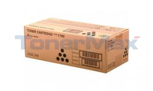 RICOH TYPE 1190 TONER CARTRIDGE BLACK (431007)
