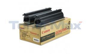 CANON GPR-7 TONER BLACK (6748A003[AA])