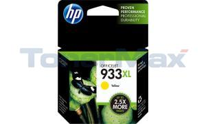 HP 933XL INK YELLOW (CN056AN)