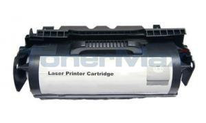 Compatible for LEXMARK T644 RP PRINT CART BLACK GOV 32K (64475XA)