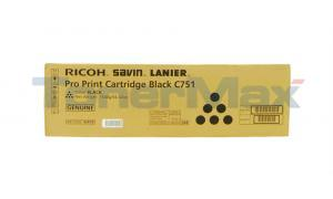 RICOH SL PRO C751 PRINT CARTRIDGE BLACK (828185)