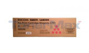 RICOH SL PRO C751 PRINT CARTRIDGE MAGENTA (828187)