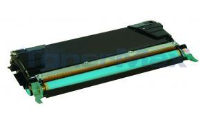Compatible for LEXMARK C534 TONER CARTRIDGE CYAN 7K (C5342CX)