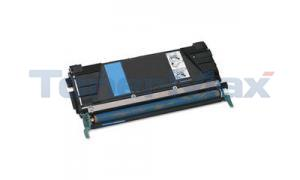 Compatible for LEXMARK C520 C530 RP TONER CART CYAN (C5202CS)