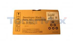 RICOH MP C6000 DEVELOPER BLACK (D014-9640)
