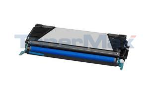 Compatible for LEXMARK C736DN TONER CART CYAN RP 10K (C736H1CG)