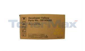 RICOH MP C6000 DEVELOPER YELLOW (D014-9680)