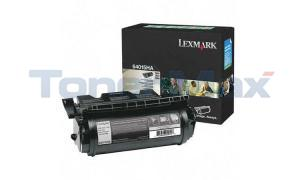 LEXMARK T644 PRINT CARTRIDGE BLACK RP 21K (64015HA)