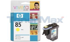 HP NO 85 PRINTHEAD YELLOW (C9422A)