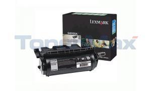 LEXMARK T644 RP PRINT CARTRIDGE BLACK 6K (64015SA)