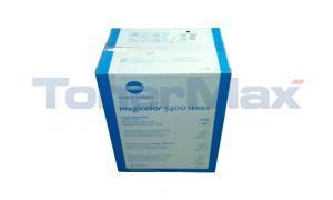 KONICA MINOLTA MAGICOLOR 5400 TONER CMY VALUE PACK 120V (TYPE AM) (1710598-001)