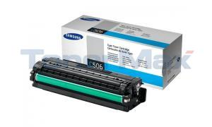 SAMSUNG CLP-680ND TONER CARTRIDGE CYAN (CLT-C506S/XAA)