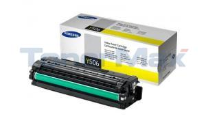 SAMSUNG © CLP-680ND TONER CARTRIDGE YELLOW (CLT-Y506S/XAA)