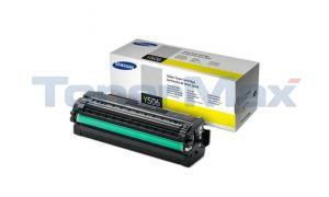 SAMSUNG CLP-680ND TONER CARTRIDGE YELLOW (CLT-Y506L/XAA)