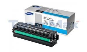 SAMSUNG CLP-680ND TONER CARTRIDGE CYAN (CLT-C506L/XAA)