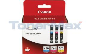 CANON PIXMA IX6520 INK COLOR VALUE PACK (4547B005)