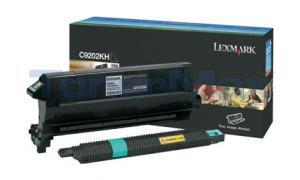 LEXMARK C920 TONER CART BLACK (C9202KH)