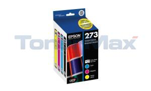 EPSON 273 INK CTG PHOTO BLACK / CMY MULTI-PACK (T273520)